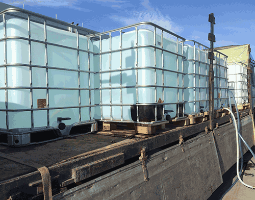 Genialny Sprzedaż wody demineralizowanej - ENFOSS TE86