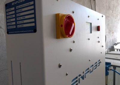 ENRO-400s stacja wytwarzania wody demi