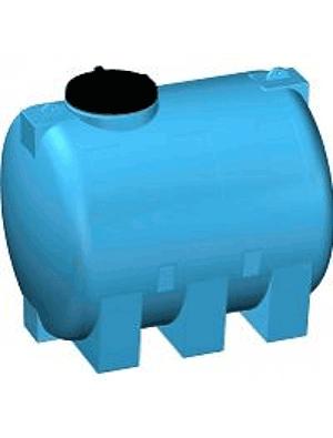 niebieski zbiornik do wody destylowanej