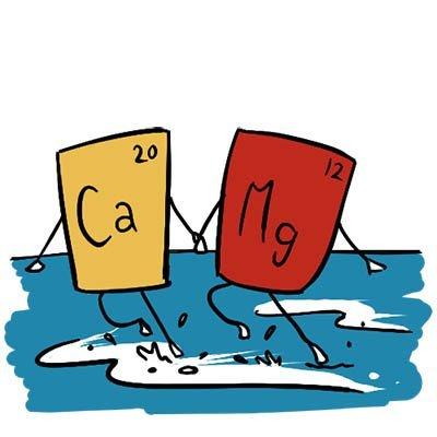 Twardość wody – kalkulator online